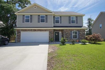 Chatham County Single Family Home For Sale: 16 Concordia Drive
