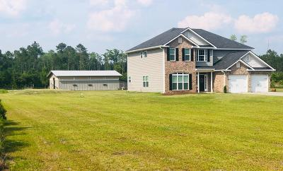 Ludowici Single Family Home For Sale: 521 Prince Road SE