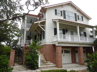 Midway GA Single Family Home For Sale: $625,000