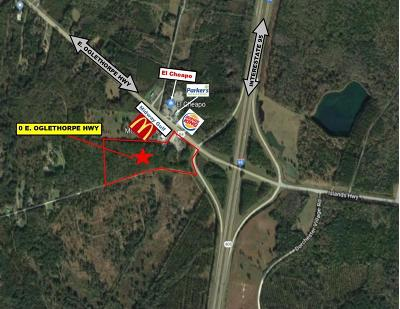 Residential Lots & Land For Sale: Oglethorpe Hwy