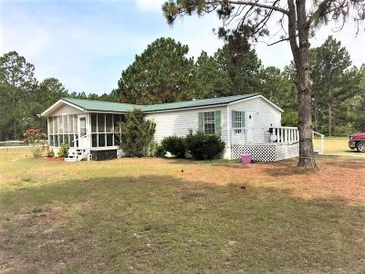 Glennville Single Family Home For Sale: 250 Gerald Bowen Road NE