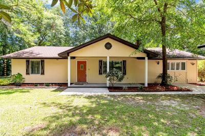 Riceboro Single Family Home For Sale: 345 Little Oak Road