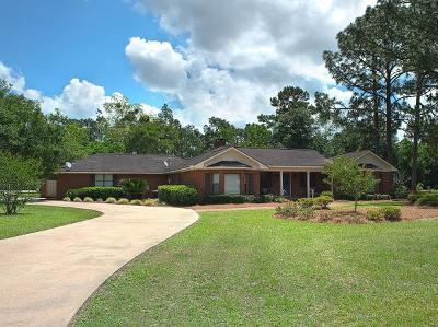 Jesup Single Family Home For Sale: 717 Harper Street