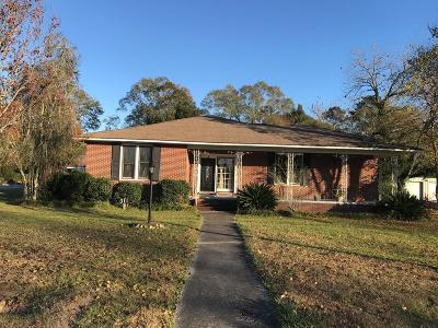 Glennville Single Family Home For Sale: 311 Caswell Street