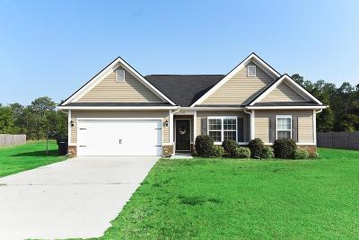 Long County Single Family Home For Sale: 355 Highland Pony Way NE