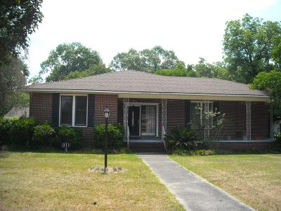 Glennville Single Family Home For Sale: 311 North Caswell Street