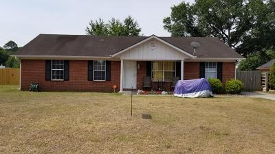 Hinesville Single Family Home For Sale: 1456 Enterprise Drive