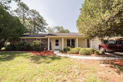 Hinesville Single Family Home For Sale: 615 Madison Drive