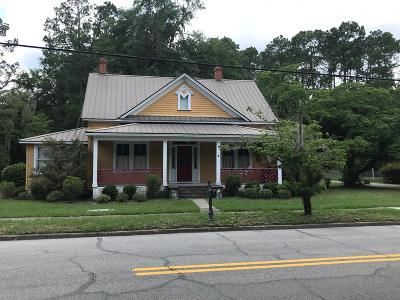 Hinesville Single Family Home For Sale: 501 N. Main Street