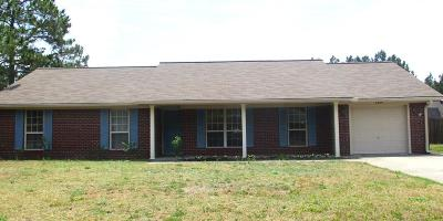 Hinesville Single Family Home For Sale: 2369 Rowe Street