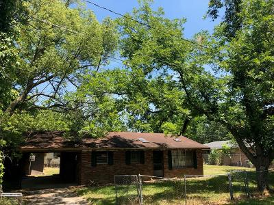 Glennville Single Family Home For Sale: 310 Durrence Street