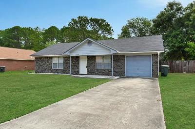 Hinesville Single Family Home For Sale: 1250 Chinook Way