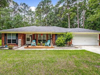 Richmond Hill Single Family Home For Sale: 110 Quail Drive NE