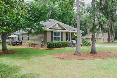 Liberty County Single Family Home For Sale: 313 Old Sunbury Trail