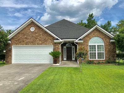 Hinesville Single Family Home For Sale: 882 Forest Street
