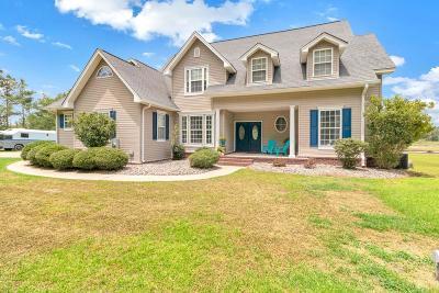 Liberty County Single Family Home For Sale: 330 Lake No No Road