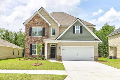 Chatham County Single Family Home For Sale: 317 Coconut Drive