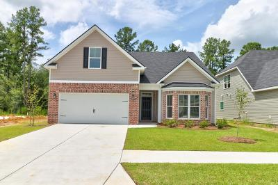 Chatham County Single Family Home For Sale: 345 Coconut Drive