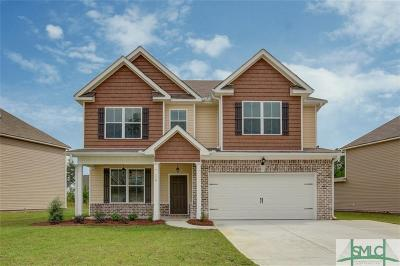 Chatham County Single Family Home For Sale: 303 Coconut Drive