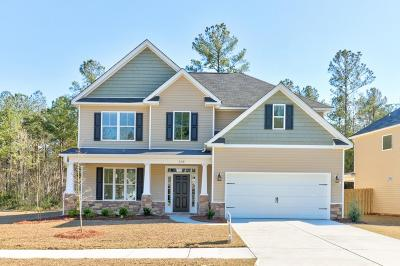 Chatham County Single Family Home For Sale: 336 Coconut Drive