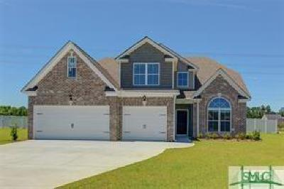 Chatham County Single Family Home For Sale: 343 Coconut Drive