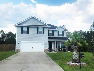 Long County Single Family Home For Sale: 94 Murray Crossing Boulevard NE
