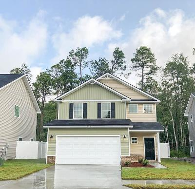 Hinesville Single Family Home For Sale: 1220 Cypress Fall Circle
