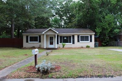 Hinesville Single Family Home For Sale: 412 Patton Road
