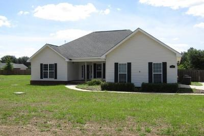 Brooklet Single Family Home For Sale: 787 Spence Drive