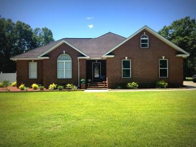 Jesup Single Family Home For Sale: 182 S. Melody Drive