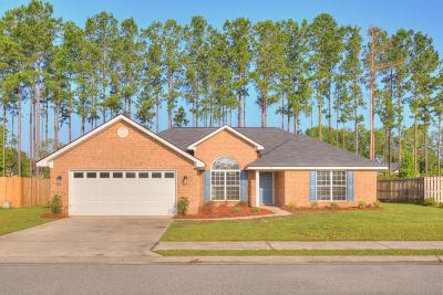 Liberty County Single Family Home For Sale: 366 Manchester Court