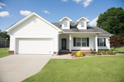 Ludowici Single Family Home For Sale: 47 Kalynne Way NE