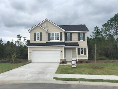 Hinesville GA Single Family Home For Sale: $170,995