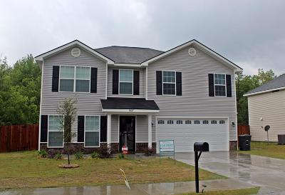 Liberty County Single Family Home For Sale: 1027 Miles Crossing