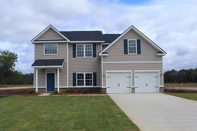 Long County Single Family Home For Sale: 32 Dove Run Drive NE
