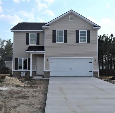 Ludowici GA Single Family Home For Sale: $179,775