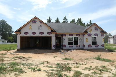 Ludowici GA Single Family Home For Sale: $174,595