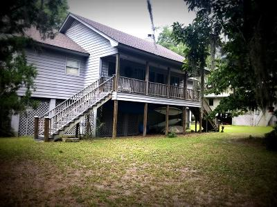 Liberty County Single Family Home For Sale: 116 Billy Harris Point