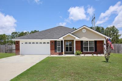 Liberty County Single Family Home For Sale: 707 Auburn Cove
