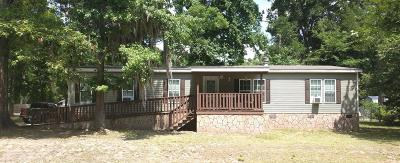 Liberty County Single Family Home For Sale: 80 Oak Drive