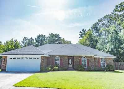 Liberty County Single Family Home For Sale: 134 Kettle Creek Lane