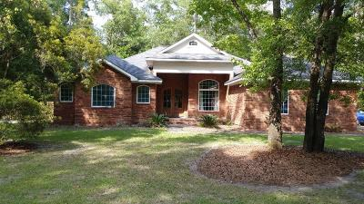 Hinesville Single Family Home For Sale: 91 Tremain Drive