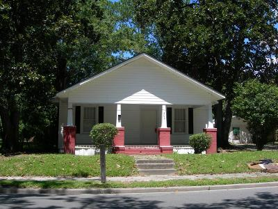 Glennville Single Family Home For Sale: 206 Church Street