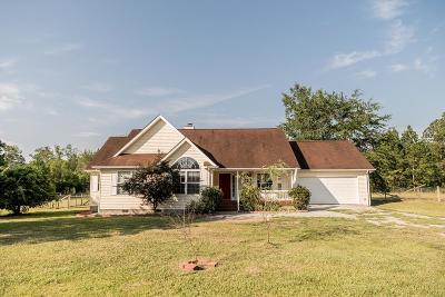Pembroke Single Family Home For Sale: 6526 Buchan Road