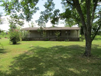 Jesup Single Family Home For Sale: 722 Beaver Creek Road
