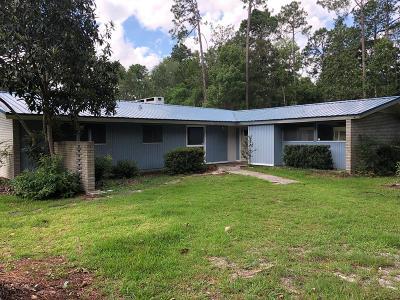Jesup Single Family Home For Sale: 676 South Elm Street