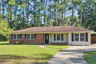 Hinesville Single Family Home For Sale: 14 Palm Drive