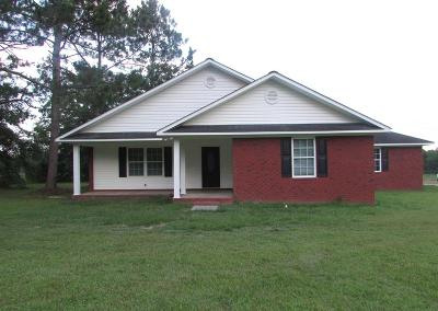 Glennville Single Family Home For Sale: 101 Plum Street