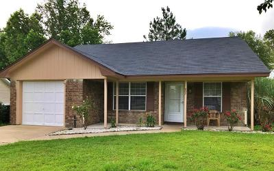 Hinesville Single Family Home For Sale: 657 Windhaven Drive