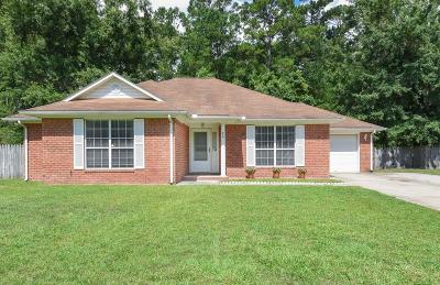 Hinesville Single Family Home For Sale: 210 Easy Street